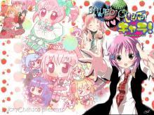 Wallpaper/fond d'écran Shugo Chara / Shugo Chara (Animes)