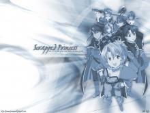 Wallpaper/fond d'écran Scrapped Princess / Scrapped Princess (Animes)