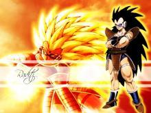 Wallpaper/fond d'écran Dragon Ball Z / Dragon Ball Z (Animes)