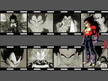 Wallpaper/fond d'écran Dragon Ball GT / Dragon Ball GT (Animes)
