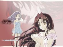 Wallpaper/fond d'écran Kiddy grade / Kiddy grade (Animes)