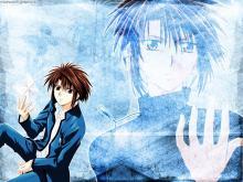 Wallpaper/fond d'écran Spiral : Suiri no Kizuna / Spiral : Suiri no Kizuna (Animes)