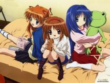 Wallpaper/fond d'écran Kanon / Kanon (Animes)