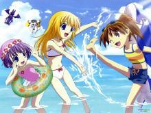 Wallpaper/fond d'écran Yoshinaga-san'chi no Gargoyle / Yoshinaga-san'chi no Gargoyle (Animes)