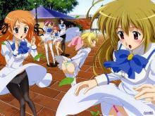 Wallpaper/fond d'écran Otome wa Boku ni Koishiteru / Otome wa Boku ni Koishiteru (Animes)