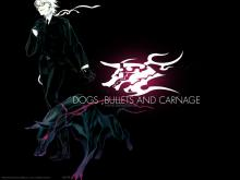 Wallpaper/fond d'écran Dogs - Bullets and Carnage / Dogs - Bullets and Carnage (Seinen)