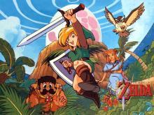 Wallpaper/fond d'écran Zelda (The Legend of) : Link's Awakening /  (Jeux vidéo)