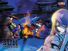 Wallpaper/fond d'écran Gun Frontier / Gun Frontier (Animes)