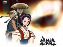 Wallpaper/fond d'écran Ninja Scroll / Jûbei Ninpûchô - Ryuhougyoku hen (Animes)