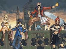 Wallpaper/fond d'écran Fairy Tail / Fairy Tail (Shōnen)