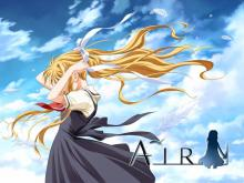 Wallpaper/fond d'écran AIR TV / AIR TV (Animes)
