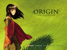 Wallpaper/fond d'écran Origine / Giniro no Kami no Agito (Films d'animation)