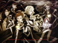 Wallpaper/fond d'écran Trinity Blood / Trinity Blood (Animes)