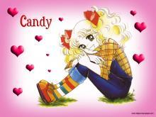 Wallpaper/fond d'écran Candy Candy / Candy Candy (Shōjo)