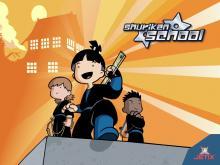 Wallpaper/fond d'écran Shuriken School / Shuriken School (Animes)