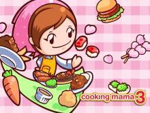 Wallpaper/fond d'écran Cooking Mama 3 /  (Jeux vidéo)