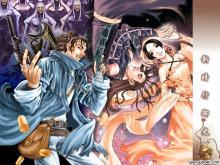 Wallpaper/fond d'écran Nouvel Angyo Onshi (Le) / Shin Angyo Onshi (Manhwa)