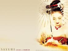 Wallpaper/fond d'écran Mémoires d'une Geisha / Memoirs of a Geisha (Films)