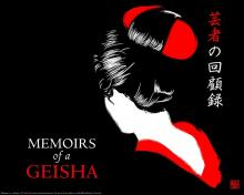 Wallpaper/fond d'écran Geisha / Memoirs of a geisha (Littérature)