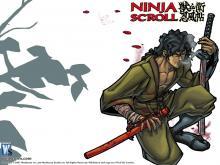 Wallpaper/fond d'écran Ninja Scroll / Ninja Scroll (Émules)