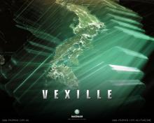 Wallpaper/fond d'écran Vexille 2077 / Vexille - 2077 Nihon Sakoku (Films d'animation)