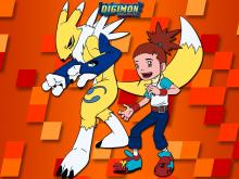 Wallpaper/fond d'écran Digimon / Digimon (Digital Monsters) Adventure (Animes)