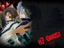 Wallpaper/fond d'écran 07-Ghost / 07-Ghost (Animes)