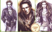 Wallpaper/fond d'écran Twilight / Twilight (Émules)