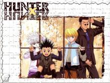 Wallpaper/fond d'écran Hunter X Hunter / Hunter X Hunter (Animes)