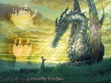 Wallpaper/fond d'écran Contes de Terremer (Les) / Gedo Senki (Films d'animation)