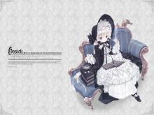 Wallpaper/fond d'écran Gosick / Gosick (Shōnen)