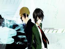 Wallpaper/fond d'écran Nabari / Nabari no Ou (Animes)