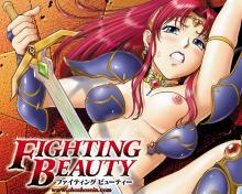 Wallpaper/fond d'écran Fighting Beauty / Fighting Beauty (Ecchi/Hentai)