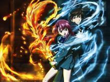 Wallpaper/fond d'écran Stigma of the Wind / Kaze no Stigma (Animes)