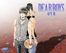 Wallpaper/fond d'écran Dear Boys / Dear Boys (Animes)