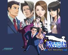 Wallpaper/fond d'écran Phoenix Wright: Ace Attorney /  (Jeux vidéo)