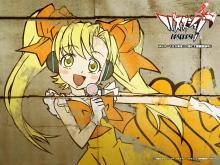 Wallpaper/fond d'écran Basquash! / Basquash! (Animes)
