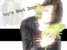 Wallpaper/fond d'écran Boy's Next Door / Shônen Zanzô (Shōjo)