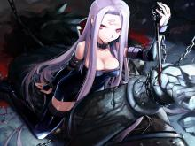 Wallpaper/fond d'écran Fate/Stay Night / Fate/Stay Night (Animes)
