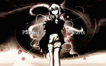 Wallpaper/fond d'écran Pandora Hearts / Pandora Hearts (Animes)