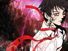 Wallpaper/fond d'écran Rosario + Vampire / Rosario + Vampire (Shōnen)