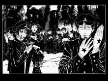 Wallpaper/fond d'écran Litchi Hikari Club / Litchi Hikari Club (Seinen)