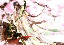 Wallpaper/fond d'écran ½ Prince / ½ Wangzi (Manhua)
