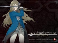 Wallpaper/fond d'écran Chevalier d'Eon (Le) / Chevalier d'Eon (Animes)