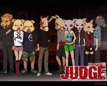 Wallpaper/fond d'écran Judge / Judge (Shōnen)