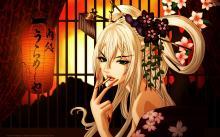 Wallpaper/fond d'écran Kurohimé / Maho-Tsukai Kurohime (Shōnen)