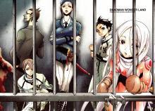 Wallpaper/fond d'écran Deadman Wonderland / Deadman Wonderland (Shōnen)