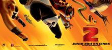 Wallpaper/fond d'écran Kung Fu Panda 2 / Kung Fu Panda 2 - The Kaboom of Doom (Films d'animation)
