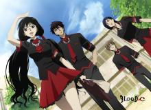 Wallpaper/fond d'écran Blood-C / Blood-C (Animes)