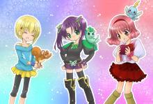 Wallpaper/fond d'écran Hime Chen! Otogi Chikku Idol Lilpri / Hime Chen! Otogi Chikku Idol Lilpri (Animes)